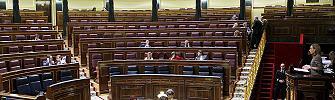 El Congreso vacío